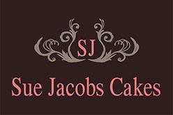 Sue Jacobs Cakes logo